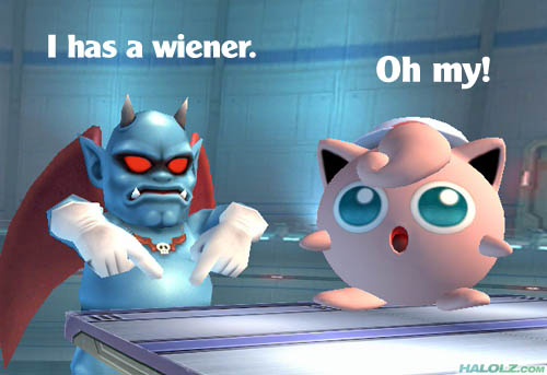 Devil Has a Weiner