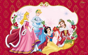 Disney Christmas princess