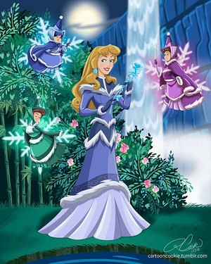 disney Princess Avatar: Water Tribe Aurora