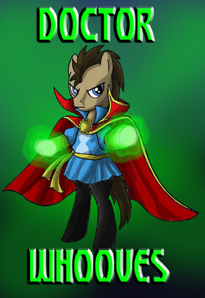 Doctor Strange Hooves