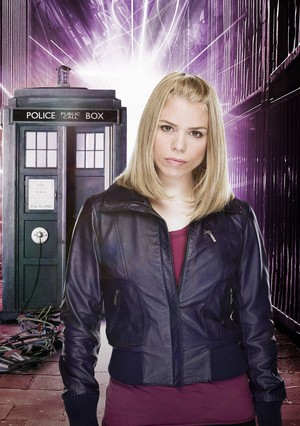 Doctor Who Companions - Rose Tyler ♥