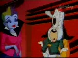 Dr. Ultra Vavoom and Droopy