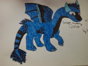 Dragon Academy: Carlos