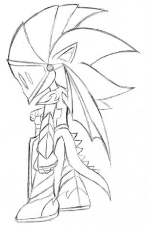 Dragon Knight Sir Kay