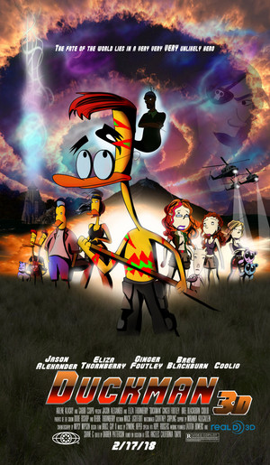 Duckman Movie (Poster)