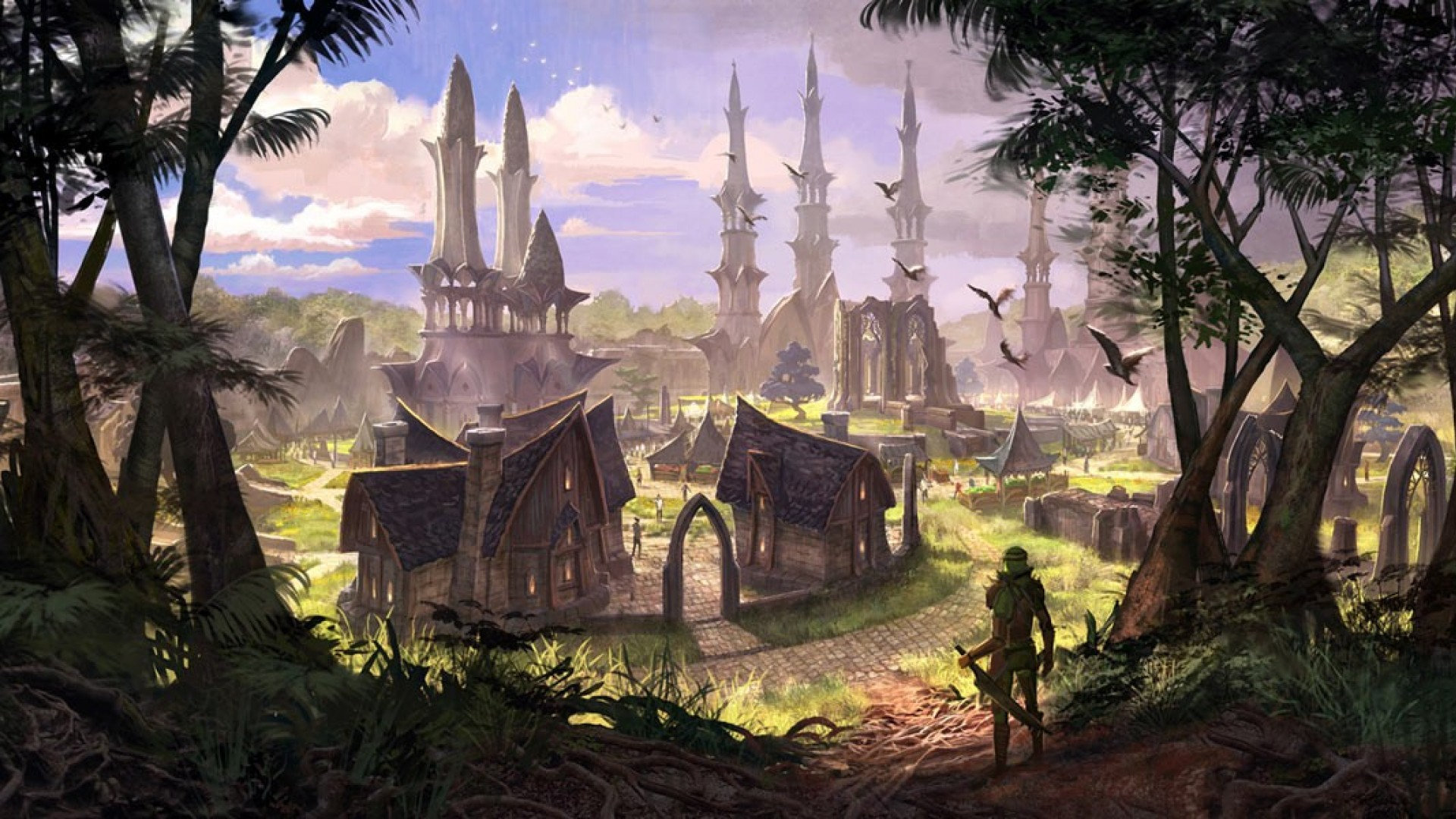 The Elder Scrolls Online Images Eso Wallpaper Hd Wallpaper