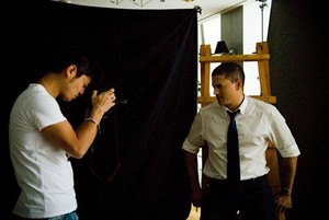 ESQUIRE - MAKING OF