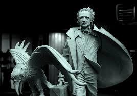 Edgar Allan Poe Statue