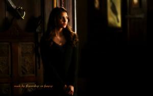 Elena and Katherine fond d'écran