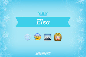 Elsa Emojis