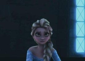 Elsa Fanart.