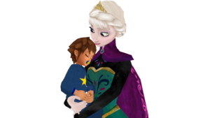 Elsa - Fanart.