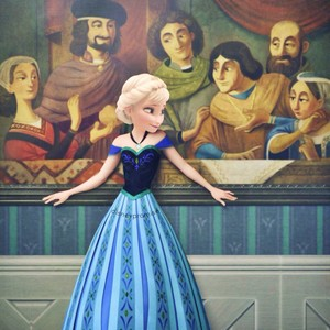 Elsa~ For The First Time In Forever