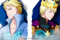 Elsa Genderbent - Fanart. - disney-princess fan art