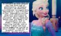 Elsa - Personality.