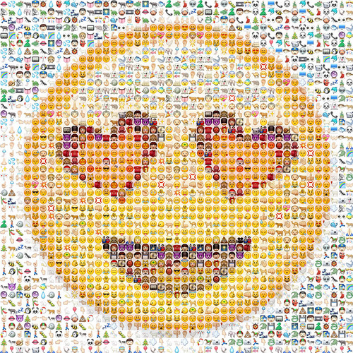 Emojis wallpaper entitled Emoji Emoji