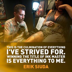 Erik Siuda | Ink Master | Season 5 Finalist