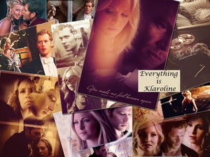 Everything is Klaroline