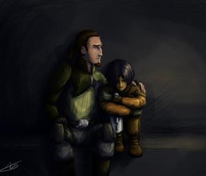 Ezra and Kanan