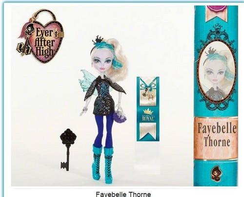 에버 애프터 하이 바탕화면 entitled Faybelle Thorn Basic 2015