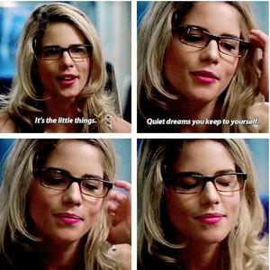 Felicity Smoak!