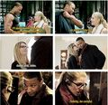Felicity and Diggle