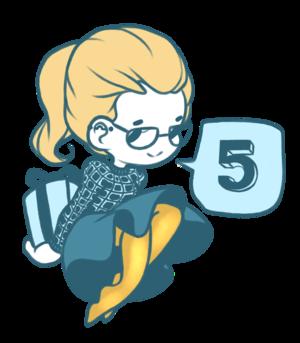 Felicity's Hanukkah: giorno 5!