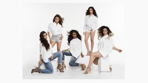 Fifth Harmony 壁纸 1