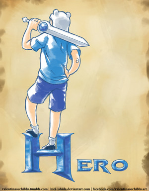 Finn the Hero
