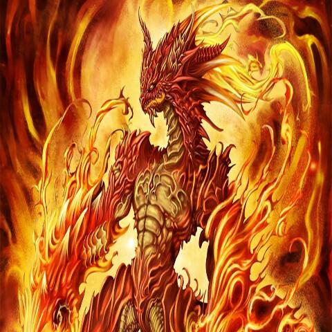 火, 消防 Dragon its my favourite