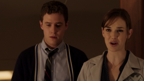 "FitzSimmons Обои titled FitzSimmons in ""Pilot"""
