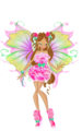 Flora Mythix - the-winx-club photo