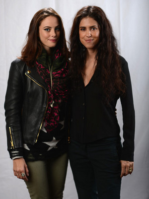 Francesca and  Kaya