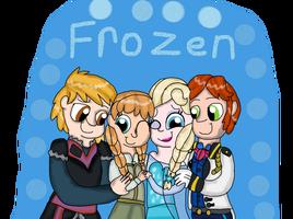 Frozen - Fanart.