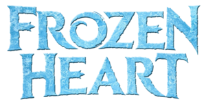 frozen corazón