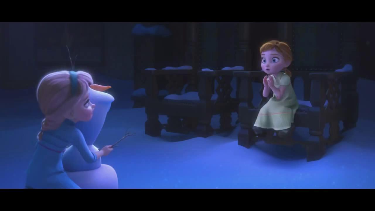 Frozen fucked sound naked movie