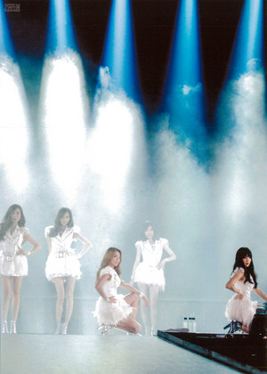 GIRLS'GENERATION ~LOVE&PEACE~ 日本 3rd Tour
