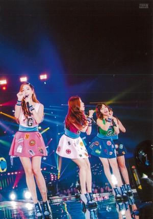 GIRLS'GENERATION ~LOVE&PEACE~ Nhật Bản 3rd Tour