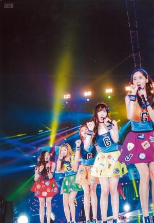 GIRLS'GENERATION ~LOVE&PEACE~ জাপান 3rd Tour