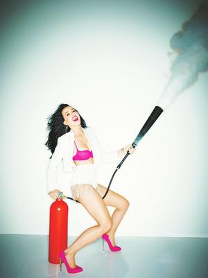 GQ magazine photoshoot.