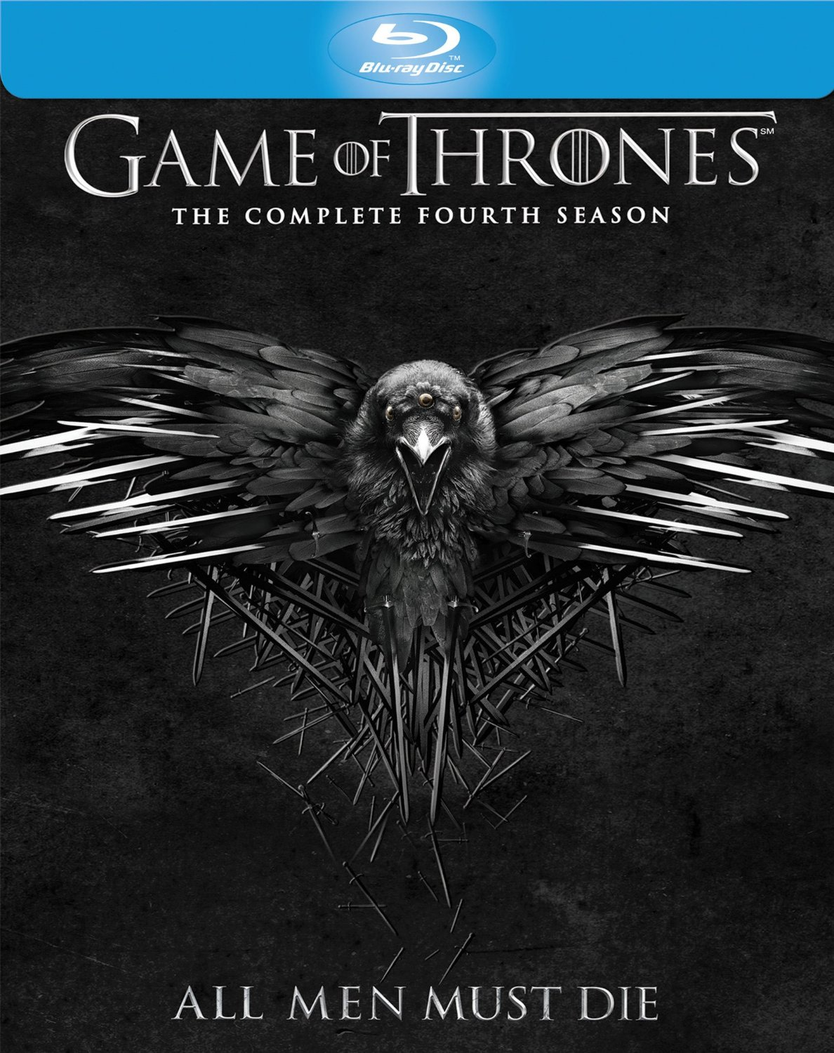 Game of Thrones - Season 4 - Blu-ray Cover