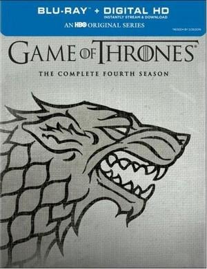 Game of Thrones - Season 4 - Blu-ray Cover