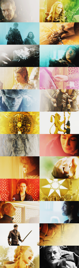 4x02- The Lion and the Rose