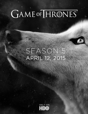 Game of Thrones - Season 5 - Poster