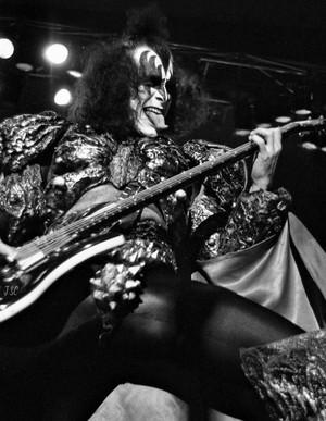Gene Simmons 1980