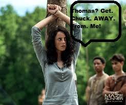 Get. Chuck. Away!