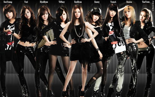 Girls Generation SNSD Wallpaper Possibly With A Concerto Entitled