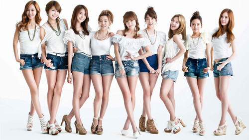 少女时代 壁纸 called Girls' Generation (SNSD)