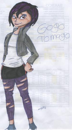 GoGo Tomago