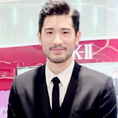 Godfrey Gao icons